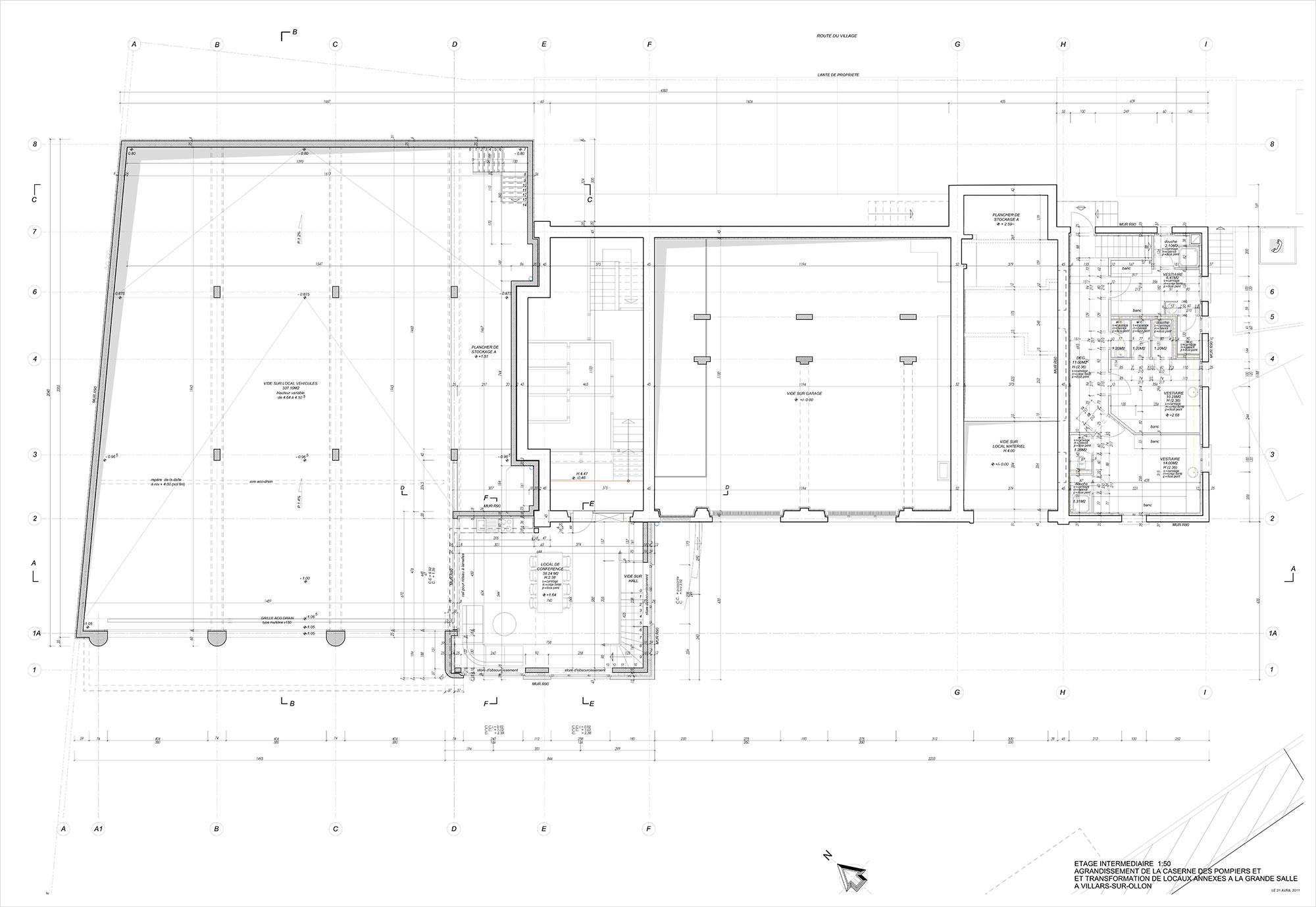 plan_caserne_etage